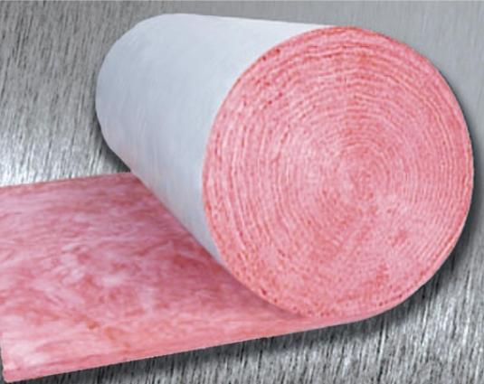 风管保温用玻璃棉毡